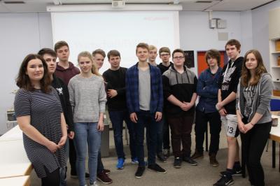 Foto zur Meldung: Wenn Schüler Politik machen