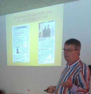 Vorschaubild zur Meldung: Prävention und  Sicherheit im Haus Ostsee