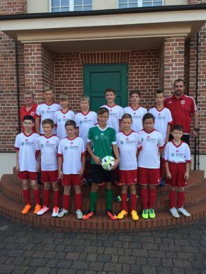 Foto zur Meldung: D-Junioren siegen im Nachholespiel gegen die Spvgg Finsterwalde