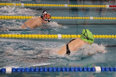 Foto zu Meldung: Schwimmen Bezirksmeisterschaften in Dresden