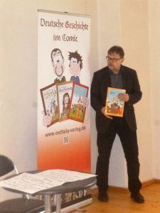 """Vorschaubild zur Meldung: 21. LiteraTour """"Zu Tisch bei Luthers in Wittenberg –  Martin Luther als Mönch, Reformator und Familienmensch"""""""