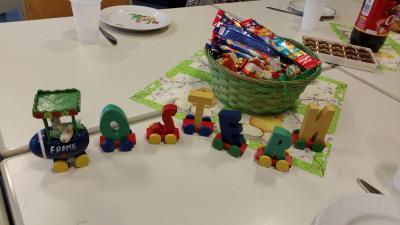 Foto zur Meldung: Ostern in der Schule