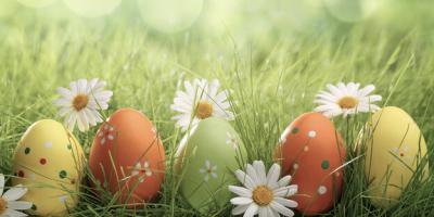 Foto zur Meldung: Der Frauenchor wünscht frohe Ostern und schöne Feiertage!