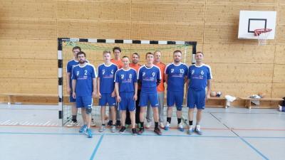 Vorschaubild zur Meldung: Handball: Duderstadt holt Pokal beim Karfreitagsturnier