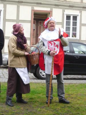 Vorschaubild zur Meldung: 6. Osterspaziergang in Wusterhausen/ Dosse