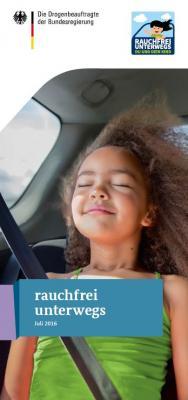 Vorschaubild zur Meldung: rauchfrei unterwegs – du und dein Kind