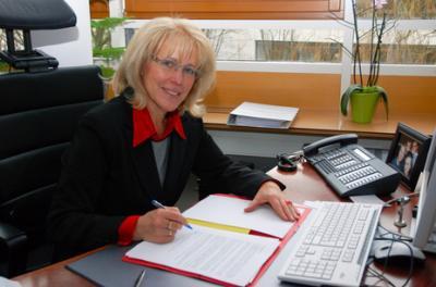 Vorschaubild zur Meldung: Landrätin Kornelia Wehlan zu den geänderten Plänen für die Kreisgebietsreform