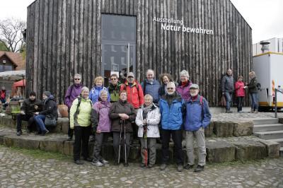 Foto zur Meldung: Wanderung rund um Gut Herbigshagen