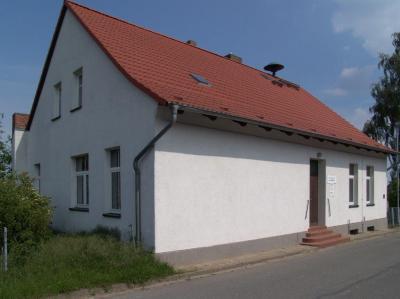 Gemeindehaus in Neu Mahlisch, Foto: Matthias Lubisch