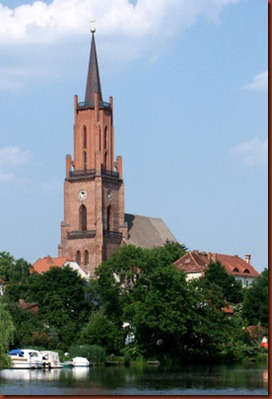 Foto zu Meldung: Öffnungszeiten der St. Marien-Andreas-Kirche in Rathenow
