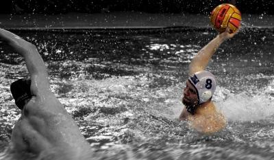 Foto zu Meldung: Wasserball Oberliga Sachsen