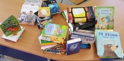 """Vorschaubild zur Meldung: Lesecafe zum """"Welttag des Buches"""""""