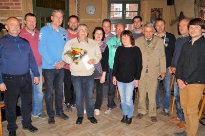 Foto zur Meldung: Peenestadt Neukalen würdigt Herrn Andreas Ulbricht