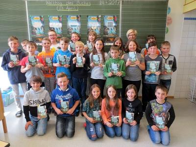 Foto zur Meldung: Welttag des Buches