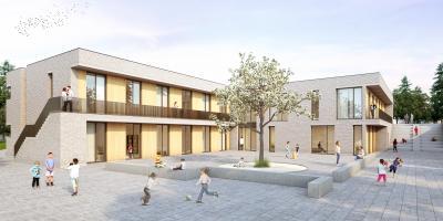 Neubau Kindergarten Urbar
