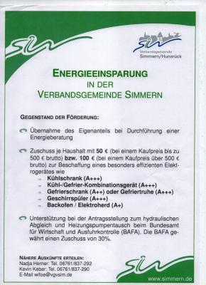 Förderrichtlinien