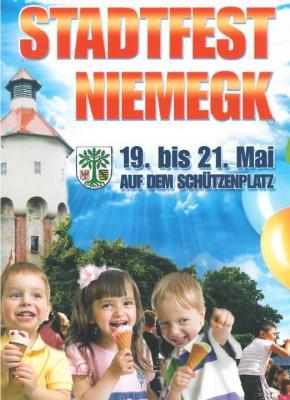 Foto zu Meldung: Stadtfest in Niemegk vom 19. bis 21. Mai 2017
