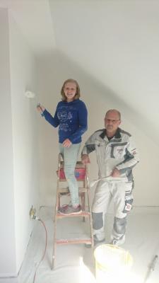 Vorschaubild zur Meldung: Girls Day bei der Baudekoration Landmann GmbH