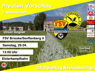Vorschaubild zur Meldung: +++ 24. Spieltag Kreisoberliga +++