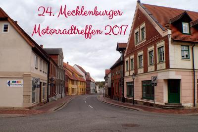 Foto zur Meldung: 24. Mecklenburger Motorradtreffen 2017
