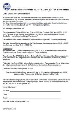Vorschaubild zur Meldung: Kreisschülerturnfest nach 10 Jahre wieder in Schenefeld