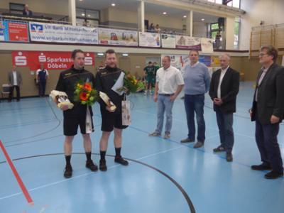 Foto zur Meldung: Sachsenmeister sichern sich auch den HVS-Pokal