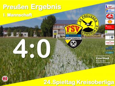 Vorschaubild zur Meldung: +++ Ergebnis 24. Spieltag Kreisoberliga +++