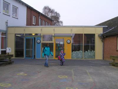 unser kleines Bildungszentrum Kieholm