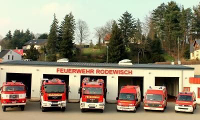 Vorschaubild zur Meldung: 140 Jahre Freiwillige Feuerwehr Rodewisch