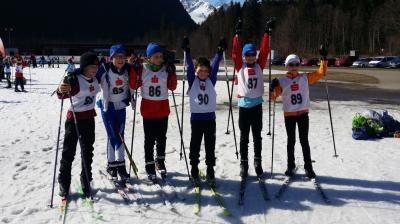 Vorschaubild zur Meldung: Erfolgreich beim Grundschulwettbewerb Nordisch