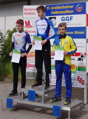 Foto zu Meldung: LLG-Speedkids erfolgreich beim 21. Großenhainer Halbmarathon 2017
