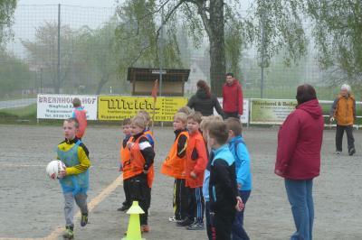 Foto zur Meldung: Fußballturniere zum Schulsporttag