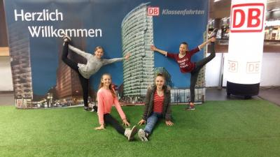 Foto zur Meldung: Unsere Turnerinnen erkämpfen 10. Platz im Bundesfinale - Herzlichen Glückwunsch
