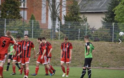 Foto zur Meldung: ESV Lok Falkenberg vs. FC Sängerstadt 5:1 (2:0)