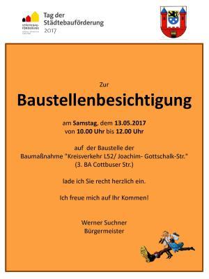 Landkreis Oberspreewald-Lausitz - Stadt Calau