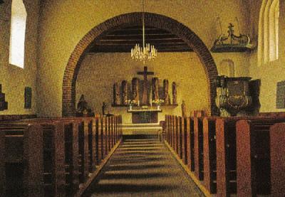 Foto zur Meldung: Vor 80 Jahren: Flath-Altar eingeweiht