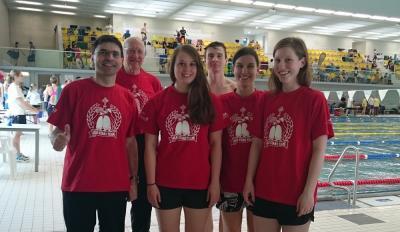 Foto zu Meldung: Schwimmen Offene 3-Länder-Masters in Dresden