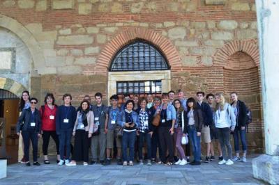 """Foto zur Meldung: Mit Erasmus+ """"Phoenix"""" nach Griechenland"""