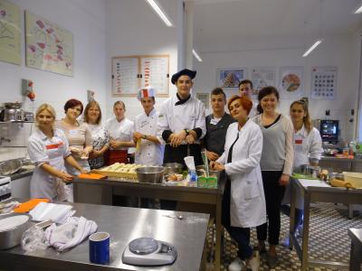 Foto zur Meldung: Projekt OSZ Prenzlau - Koszalin
