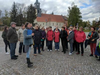 Foto zu Meldung: Wanderung mit dem Bürgermeister