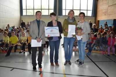 Leine-Zeitung: Grundschulzeit mit viel Bewegung