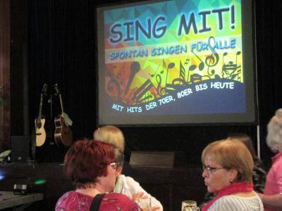 """Vorschaubild zur Meldung: Großartige Stimmung bei """"Sing mit!"""""""