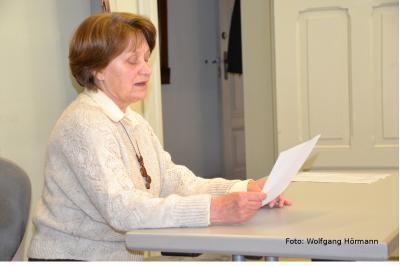 """Foto zu Meldung: Lesung gegen das Vergessen """"Bücher aus dem Feuer"""""""