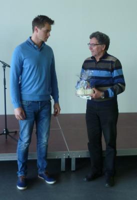Foto zur Meldung: Auszeichnungsveranstaltung des TSBV e. V.