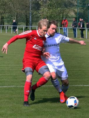 Foto zu Meldung: Landesliga: FC Vorwärts - ASV Vach 0:0