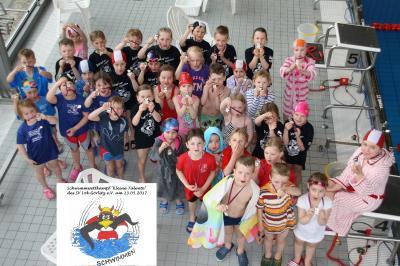 """Foto zu Meldung: Schwimmen """"Kleine Talente""""-Wettkampf in Görlitz"""