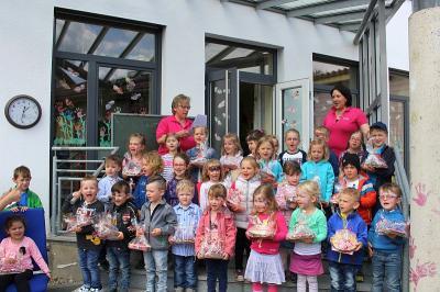 Foto zur Meldung: Tag der offenen Tür im Kindergarten St. Johannes
