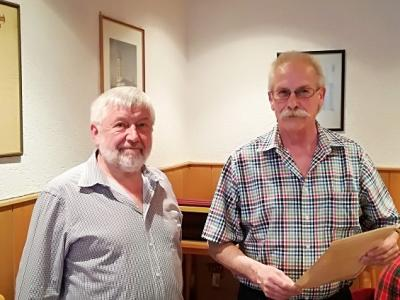 Gerhard Fuchs und Peter Holz