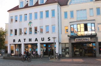 Vorschaubild zur Meldung: Rathaus am Freitag nach Himmelfahrt geschlossen