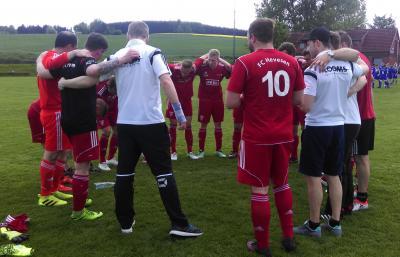 Foto zur Meldung: Drei Aufsteiger beim FC Hevesen